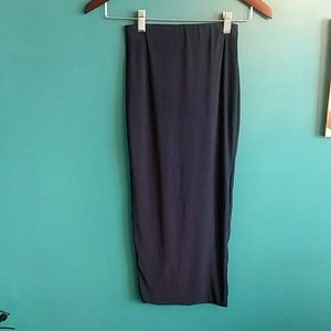 Lulus Fitted Pencil Skirt